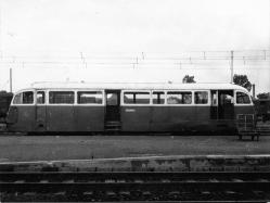 11 labouheyre autorail de dion bouton or a3 juillet 1957