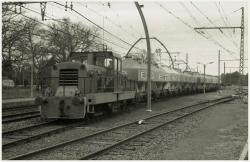 9 ychoux vfl 11 bb 207 a ychoux vers ep agriland en 1985 copie