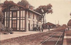 Labouheyre gare 11