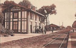 Labouheyre gare 12