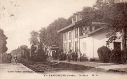 Labouheyre gare 6