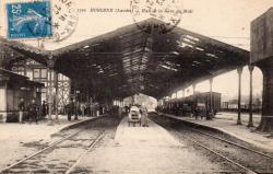 Morcenx gare 8