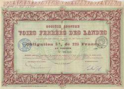 Obligation vfl 1912
