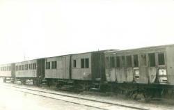 Pa 10 voitures bm bf abd 5 vfl bdf n 2 a saint paul juillet 1959