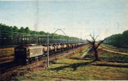 Train de pétrole 1