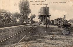Ychoux gare